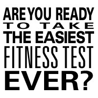 Easiest-Fitness-Test